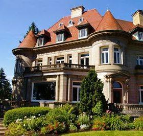 Pittock Mansion in Portland, Oregon