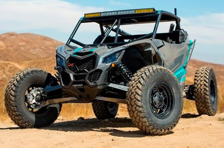 RZR side by side vehicle