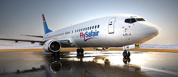 Safair Cheap Flights