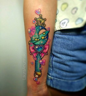 sailor-neptune-kawaii-tattoo