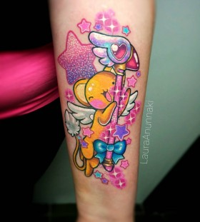sakura-card-captor-kawaii-tattoo