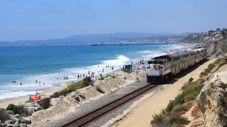 San Clemente State Beach in San Clemente