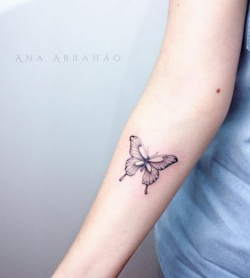 small-butterfly-tattoo-by-abrahaoana