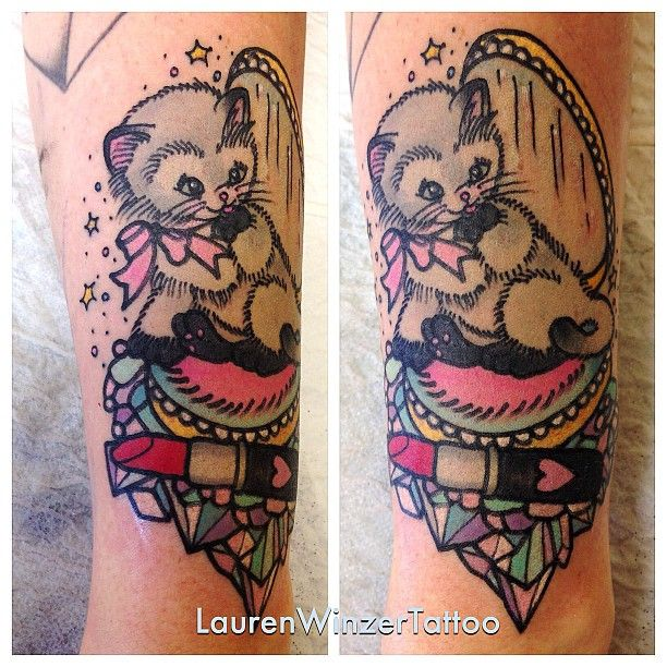 Tattoo by Lauren Winzer