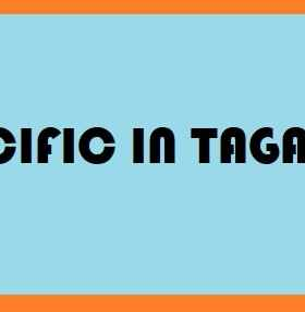 Specific In Tagalog