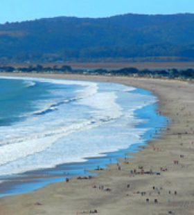 Stinson Beach in Marin County