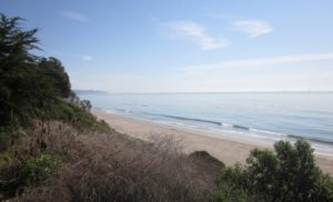 Summerland Beach in Santa Barbara