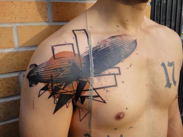 Tatto design by xoil