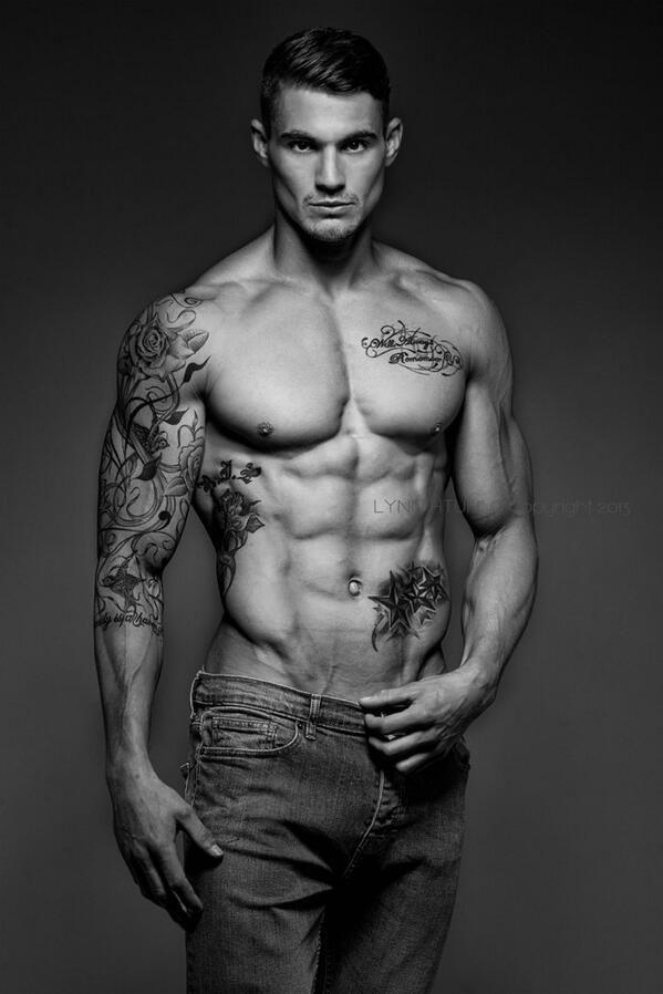 Amazing looking men's tattoos