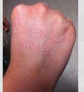 Awesome quote magic tattoo