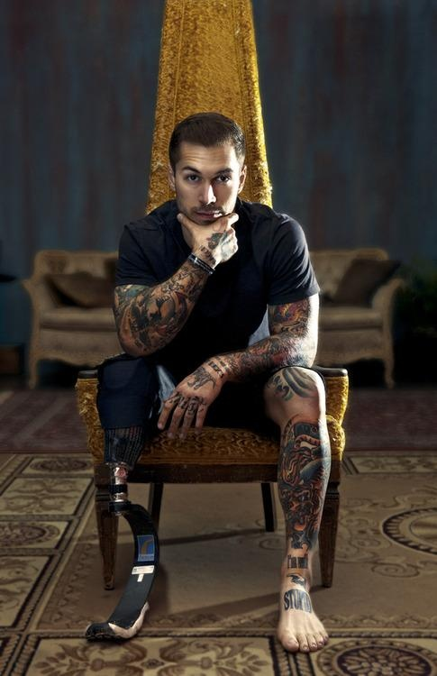 Awesome simple men's tattoos