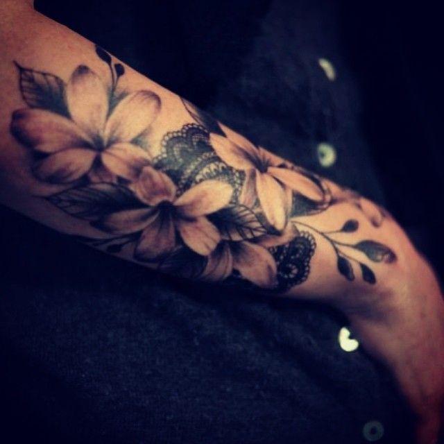 71d202682 Cute flowers Tattoo by Dodie - | TattooMagz › Tattoo Designs / Ink ...