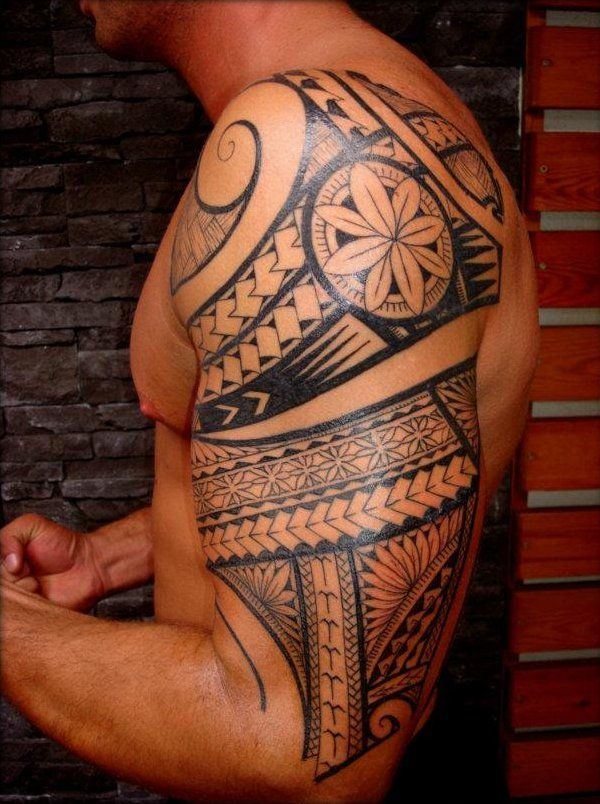 Awesome looking men's arms tattoos