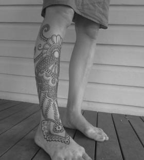 Full leg