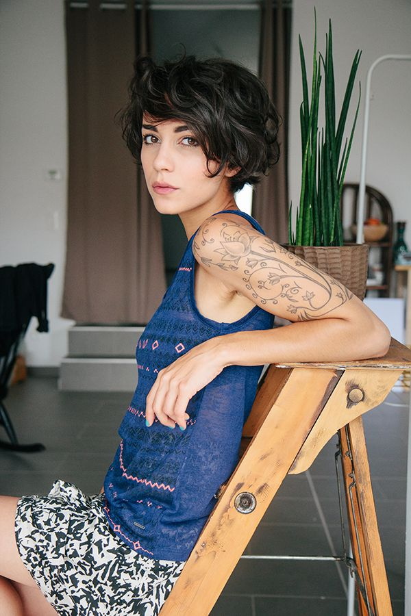 Fashion and style tattoos
