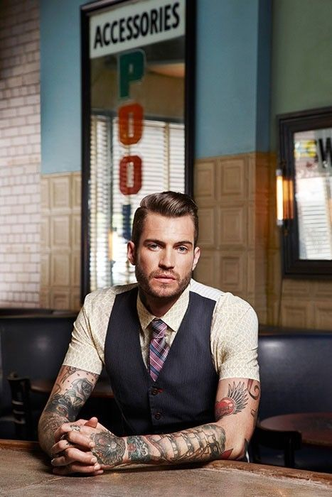 Wonderful men's tattoos
