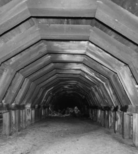 The Shanghai Tunnels in Portland, Oregon