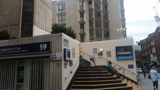 Travelodge London Covent Garden