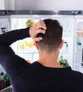 Water leaking from fridge