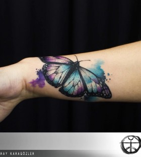 watercolor-butterfly-tattoo-by-koray_karagozler