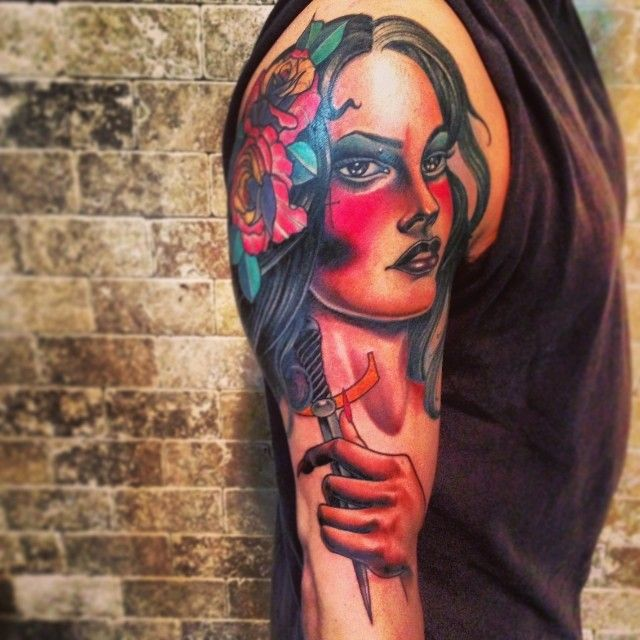 Tattoos by Jon Mesa