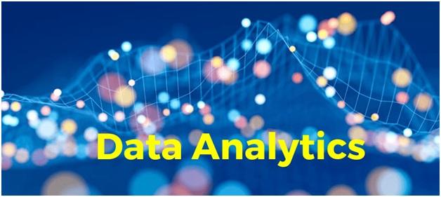 Wondering about data analytics