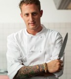 Awesome Sleeve Tattoo Design for Chef
