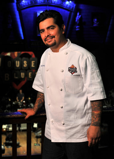 Chopped Chef Aaron Sanchez Sleeve Tattoo