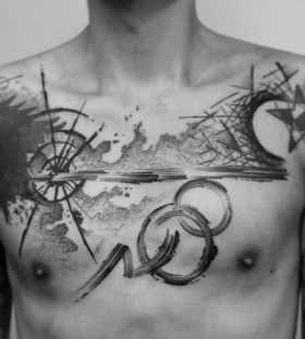 abstract-chest-tattoo-by-ricardo-da-maia