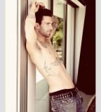 Adam Levine Shark Tattoo