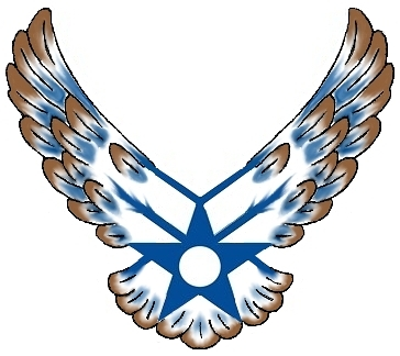 US Air Force Tattoo Emblem