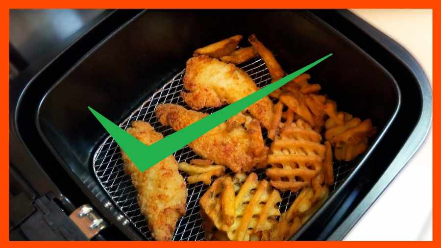 benefits of using Air fryer