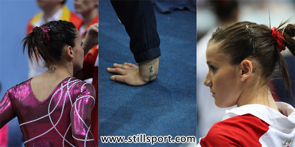 Creative Alicia Sacramones Tattoo On Arm