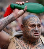 Maori Body Art Tattoo Inspiration