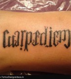 Best Ambigram Tattoo Design
