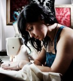 American Pickers Danielle Colby Sew Up