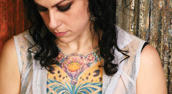Cherriedragon Tattoos Danielle Colby From American Pickers