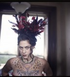 Sweet Tattooed Beautiful Face Danielle Colby [NSFW]