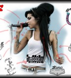 Tattoo Design from Amy Winehouse  (NSFW)