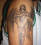 Angel Tatoos For Men