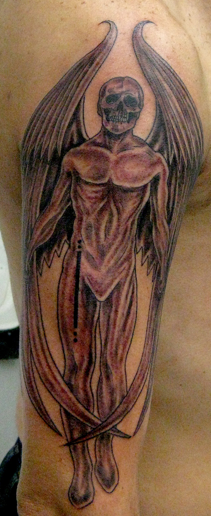Arm Angel Tattoos Ideas For Men Tattoomagz Tattoo Designs