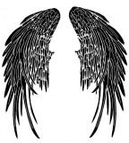 Angel Wing Tattoo Deviantart Artwork