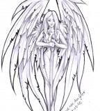 Angel Wing Tattoos Design Image