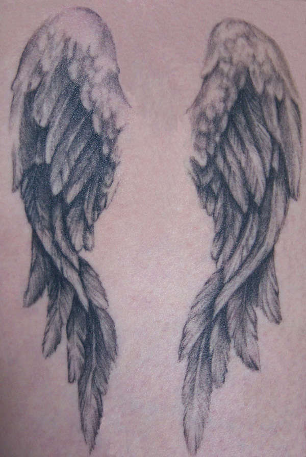 Story About Angel Wing Tattoos