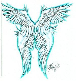 Demon Angel Wings