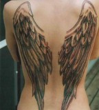 Tattoo Angel Wings Rough Price