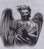 Angels And Demons Tattoo Drawing Ink Your Body