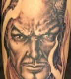 Tatto Design Of Devil Tattoos for Man