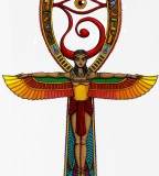 Ankh Tattoo - Egyptian Tattoo Design