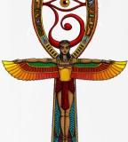 Ankh Tattoo - Egyptian Tattoo Design